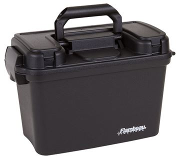 Picture of FLAMBEAU OUTDOORS Tactical FLAM 6430SD  14  DRY BOX BLACK 71617027636