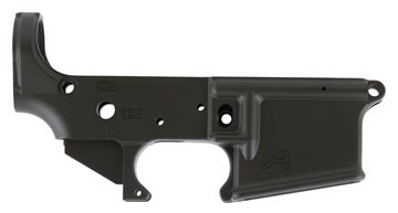 Picture of AERO PRECISION AR-15 AERO APAR501301C  AR15 LOWER STRP ODG 815421022223