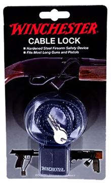 Picture of DAC TECHNOLOGIES Cable Lock WIN WINCL    15IN STEEL CABLE LOCK 761903382890