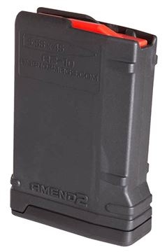 Picture of AMEND 2 MAGAZINES AR-15 AMEND 556MOD2BLK10    MAG AR15 10RD BLACK 852675128271