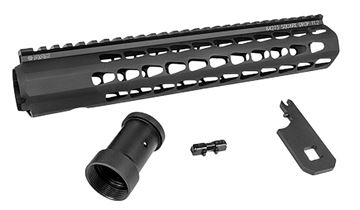 Picture of ADVANCED ARMAMENT CORP Squaredrop AAC 64273  SQUAREDROP HANDGUARD   11IN 847128010999