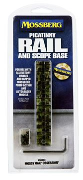 Picture of MOSSBERG   SONS INC Picatinny MOSS 96203 PICTINNY RAIL           MOO 15813962032