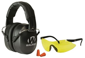 Picture of GSM OUTDOORS WALKER Passive WLKR  GWPFM3GFP     EXT MUFF COMBO PACK 888151000311