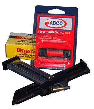 Picture of ADCO INTERNATIONAL Super Thumb JR ADCO STJR SUPER THUMB JR RUGER 22 733315010111