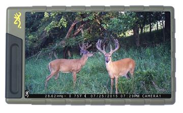 Picture of BROWNING TRAIL CAMERAS Trail Camera BTC VWR   VIEWER 853149004725
