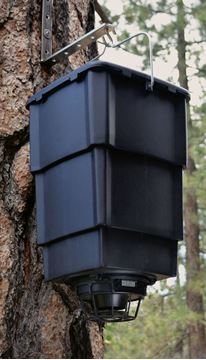 Picture of GSM OUTDOORS WALKER Collapsible AHUNTR AH-NF60    COLLAPSIBLE HANGING FEEDER 888151018361