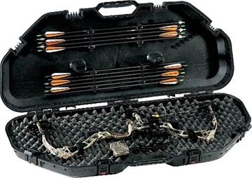 Picture of PLANO MOLDING CO All Weather PLANO 108115 ALLWEATHER  BOW CASE  BLK 24099108119