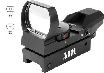 Picture of AIM SPORTS INC Reflex AIMSPORTS RT4-03    RED DOT     R G 4RET 858226001208