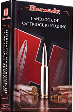 Picture of HORNADY MFG CO Handbook of Cartridge Reloading HORN 99239 HANDBOOK 9TH EDITION 90255992397