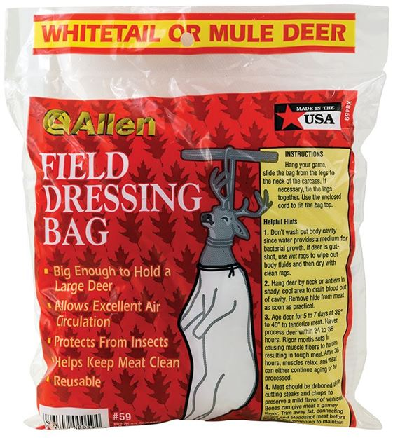Picture of ALLEN COMPANY INC Deluxe ALLEN 59    DLX DEER CARCASS BAG 26509000594