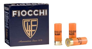 Picture of FIOCCHI AMMUNITION Handgun F1O 22LRBL    22LR BLANK           200 30 762344011998