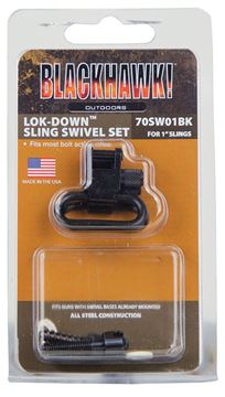 Picture of BLACKHAWK PRODUCTS VISTA Lok-Down BHWK 70SW01BK LD SWIVELS 1IN BLUE 648018046605