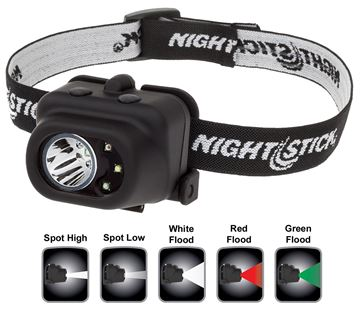 Picture of BAYCO PRODUCTS INC Multi-Function NSTICK NSP4610B  LED HEADLAMP MULTI 17398802376