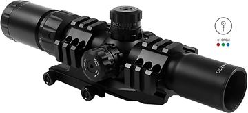 Picture of AIM SPORTS INC Recon AIMSPORTS JTHR1           1-4X30    CQB 815879012999
