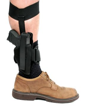 Picture of BLACKHAWK PRODUCTS VISTA Ankle BHWK 40AH10BKL ANKLE HOLSTER LH SZ 10 648018100598