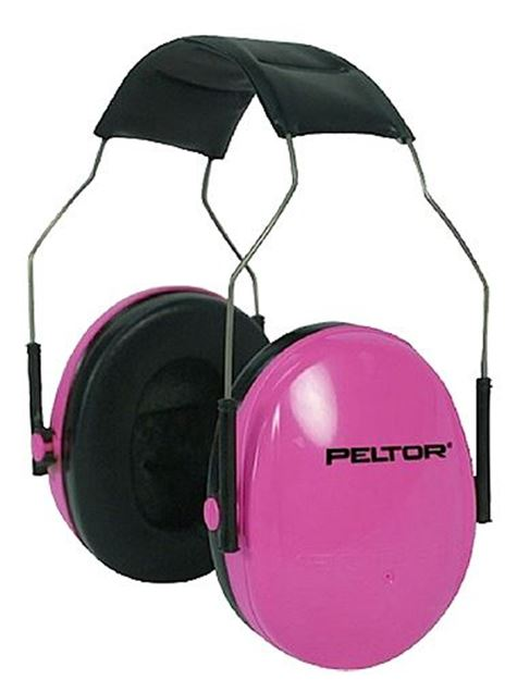 Picture of 3M CO PELTOR Small PEL 97022 JUNIOR EARMUFF PINK 78371970222