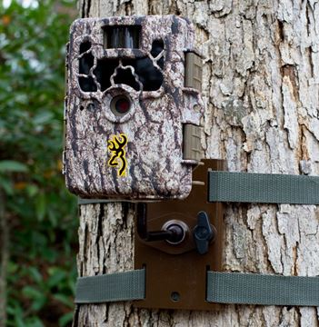 Picture of BROWNING TRAIL CAMERAS Tree Mount BTC TM    CAMERA TREE MOUNT   BROWN 853149004046