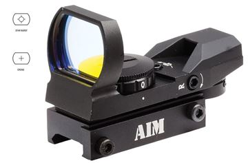 Picture of AIM SPORTS INC Reflex AIMSPORTS RT4-01    RED DOT         4RET 815879010551