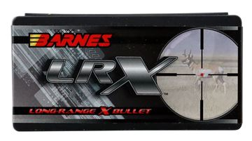Picture of BARNES BULLETS INC LRX BRNS 31150 .338 250 LRXBT           50 716876233823