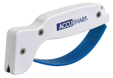 Picture of FORTUNE PRODINC ACCUSHARP White FPI 001C ACCUSHARP KNIFE SHARPENER WHT 15896000010