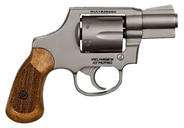 Picture of ARMSCOR ROCK ISLAND Revolver ROCKI 51289   M206 38SP REV SPURLESS MT 4806015512899