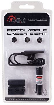 Picture of AIM SPORTS INC Pistol Rifle AIMSPORTS LH002     PSTL RFL LAS 815879010759