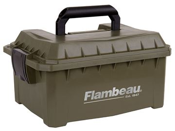 Picture of FLAMBEAU OUTDOORS Compact FLAM 6415SB  CMPCT TCTCL AMMO CAN 71617029289