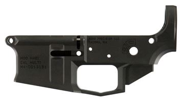 Picture of AERO PRECISION M4E1 AERO APAR600001C  M4E1 LOWER STRP BLK 815421022315