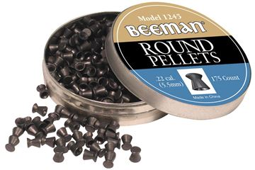 Picture of BEEMAN SR INDUSTRIES Round BEE 1245  ROUND PELLETS .22        175 26785012458