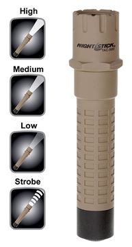 Picture of BAYCO PRODUCTS INC Nightstick NSTICK TAC500T    REC POLY LIGHT TAN 17398802451