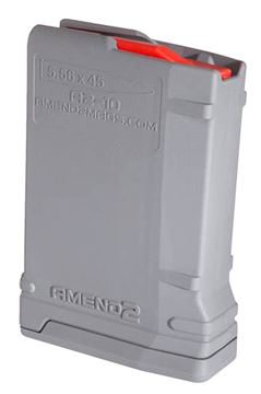 Picture of AMEND 2 MAGAZINES AR-15 AMEND 556MOD2GRY10    MAG AR15 10RD GRAY 686751104152