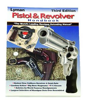 Picture of LYMAN PRODUCTS CORP Reloading LYM 9816500 PISTOL REV HANDBOOK 3RD ED 11516965004