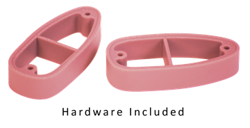 Picture of CRICKETT KEYSTONE SPT ARM Crickett CRICK KSA000008  LOP SPACER KIT PINK 611613000082