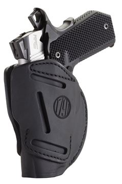 Picture of 1791 GUNLEATHER 3 Way 1791 3WH-1-SBL-A   3WAY OWB 1911 3 4           BLK 816161020135