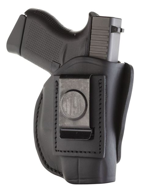 Picture of 1791 GUNLEATHER 4 Way 1791 4WH-2-SBL-R   4WAY IWB OWB SIZE 2         BLK 816161020043