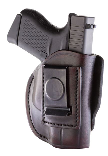 Picture of 1791 GUNLEATHER 4 Way 1791 4WH-2-SBR-R   4WAY IWB OWB SIZE 2 SIGNTRE BRN 816161020098