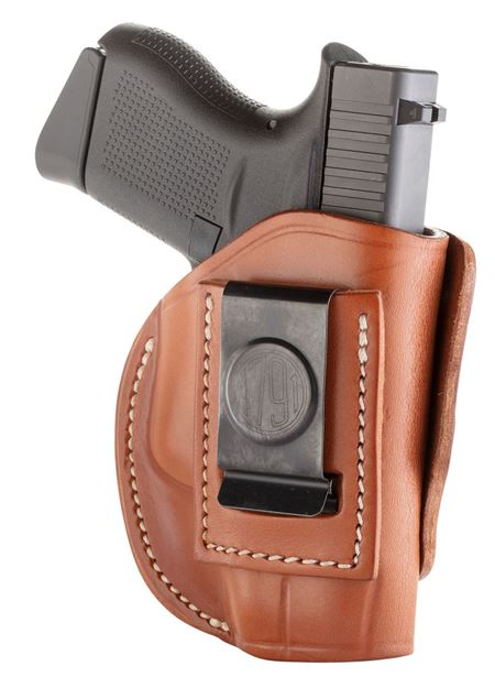 Picture of 1791 GUNLEATHER 4 Way 1791 4WH-2-CBR-R   4WAY IWB OWB SIZE 2 CLASSIC BRN 816161021781