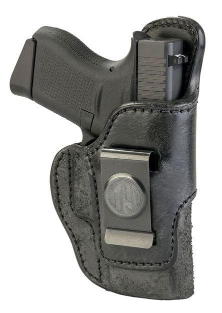 Picture of 1791 GUNLEATHER RCH 1791 RCH-3-BLK-R   RCH  IWB 1911 3  LC9        BLK 816161024638