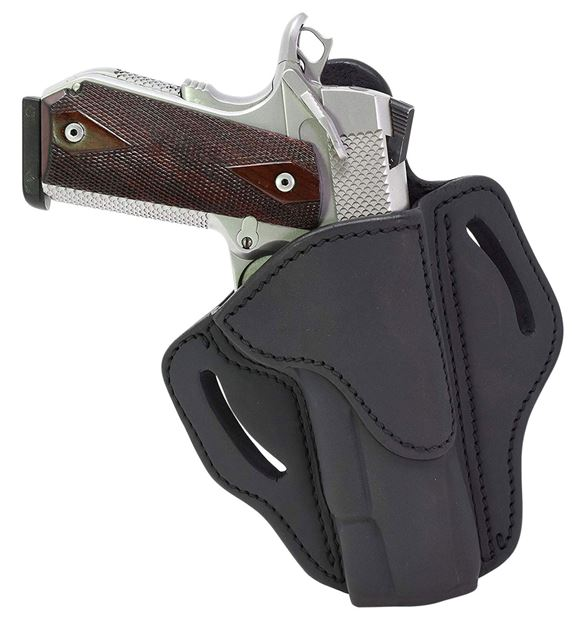 Picture of 1791 GUNLEATHER BH1 1791 BH1-SBL-R      BH1   OWB 1911 4 5         BLK 816161020340