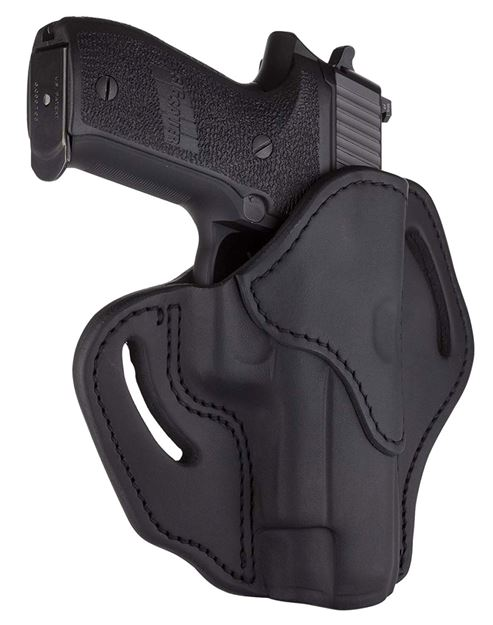 Picture of 1791 GUNLEATHER BH2.3 1791 BH2.3-SBL-R    BH2.3 OWB GL17 VP9 P226    BLK 816161021057