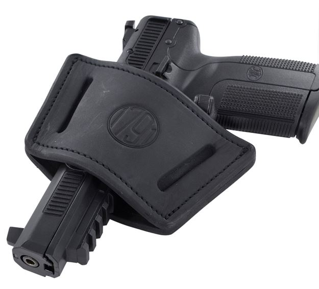 Picture of 1791 GUNLEATHER UIW Max 1791 UIW-X-SBL-A           UNV IWB OWB MID LRG BLK 816161021279
