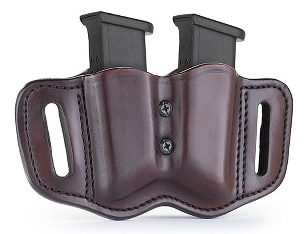 Picture of 1791 GUNLEATHER MAGF 1791 MAG-F-2.2-SBR-A DBL MAG POLY DBL STACK  S.BRN 816161024874
