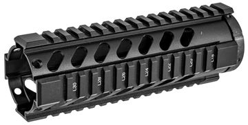 Picture of AIM SPORTS INC Free Float Quad Rail AIMSPORTS MT060     AR FLOAT RL  7IN 815879014597